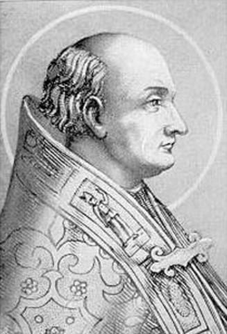Pope Leo lll was Born - Aleisha