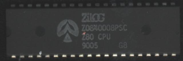Zilog Inc Z80