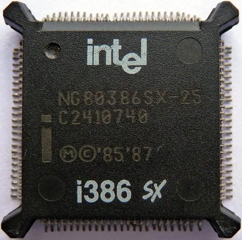 Intel 80386sx