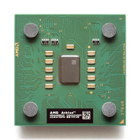 AMD Athlon K7 (Classic y Thunderbird)