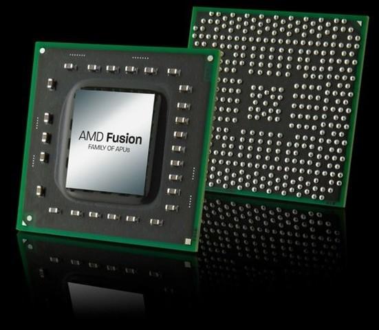 AMD Fusión