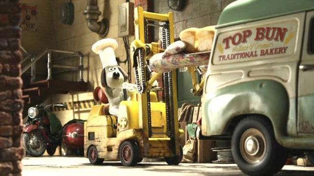 Announced another Wallace and Gromit film to be created