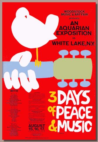Woodstock 99' is held.