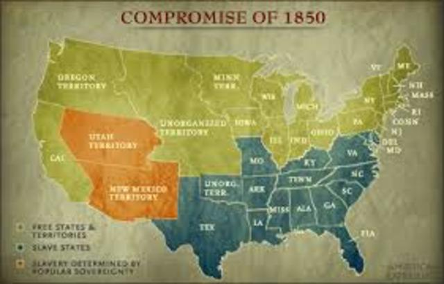 Pt 1 Compromise of 1850 Signed