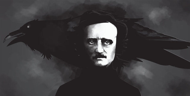 Poe publishes the poem, The Raven.