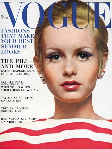 Diana Vreeland Becomes Editor-in-Cheif of Vogue
