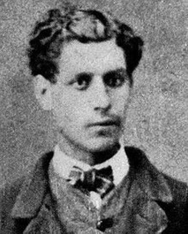 Isidore Lucien Ducasse, conocido como Conde de Lautréamont , fue un poeta francés, nacido en Montevideo, Uruguay, y educado allí hasta los 13 años.