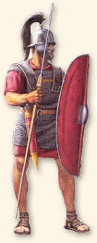 Julius CaesarCrosses the Rubicon, 49 BC