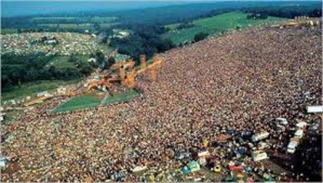 Woodstock Music Festival Day 2