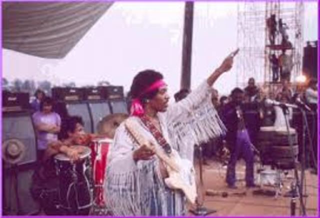Woodstock Last Morning Together