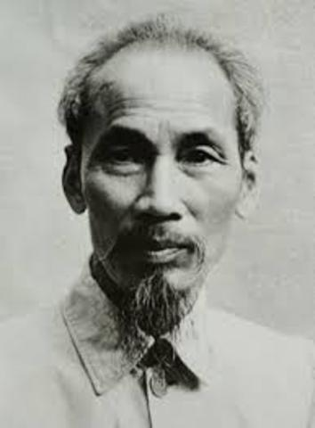End of Ho Chi Minh