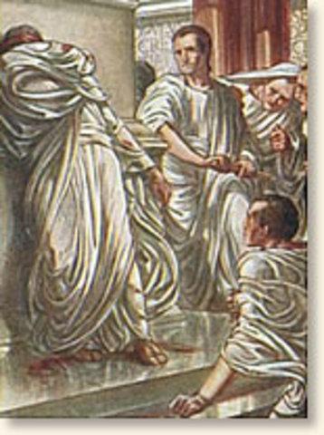 The Assassination ofJulius Caesar, 44 BC