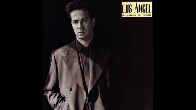 """CULTURAL: El cantautor argentino Angel lanza su album titulado """"Del corazon del hombre"""""""