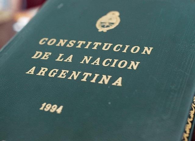 Social: se aprueba la última reforma de la Constitución Argentina