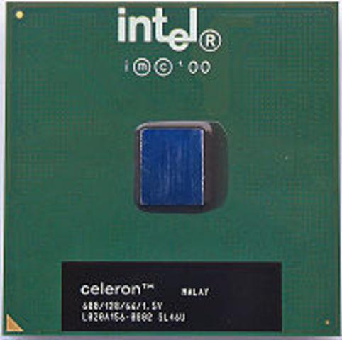 Pentium II celeron