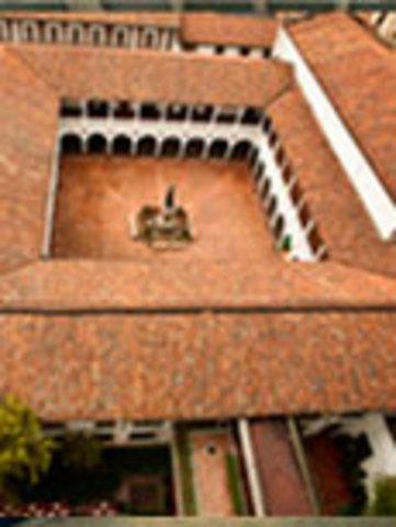 El Claustro,Patrimonio y Monumento Nacional