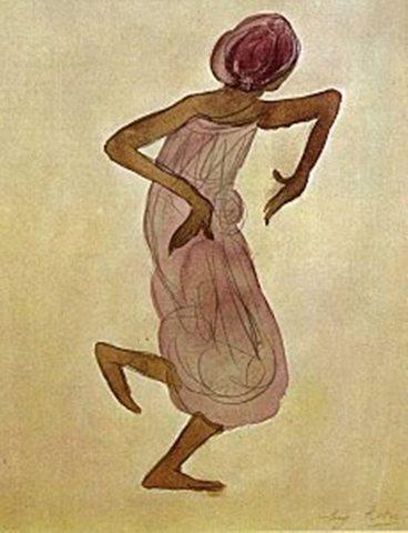 """Danseuse cambodgienne"""