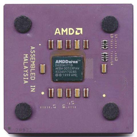 AMD Duron e Sempron