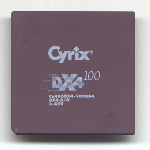 Cyrix DX4