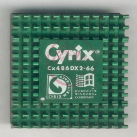 Cyrix Cx486 DX