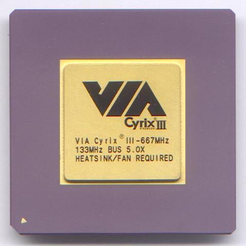 Cyrix III