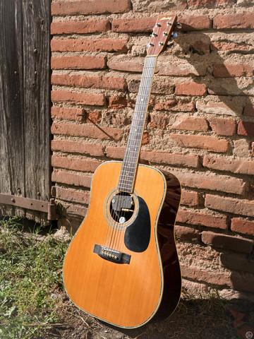 Guitare Western - Almirez Folk