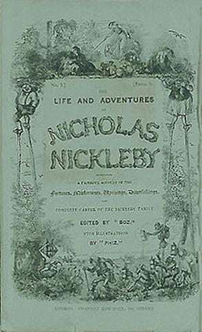 Nicholas Nickleby, 1838 - 1839