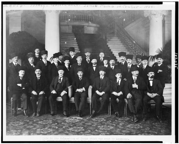 Lausanne Conference