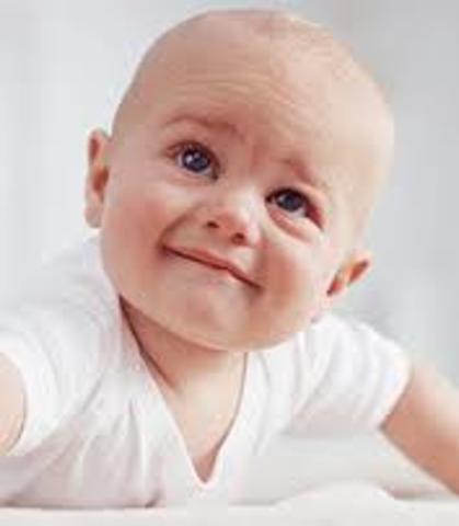Quinto mes de vida del bebé