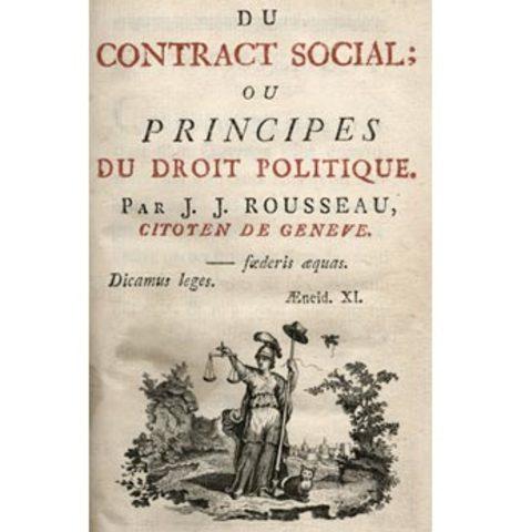 El Contrato Social.