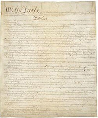 Redacto de constitucion.