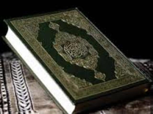 Complination of the Quran