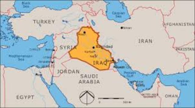 Baghdad established as capital of abbasid caliphate