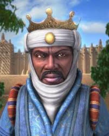 Mansa musa pilgrimage to Mecca