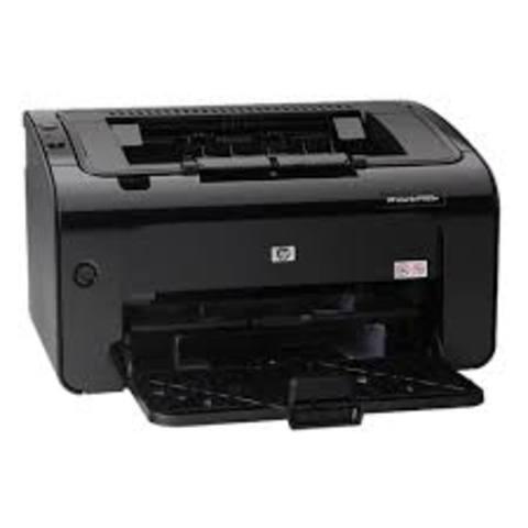 La impresora láser en blanco y negro,y a color