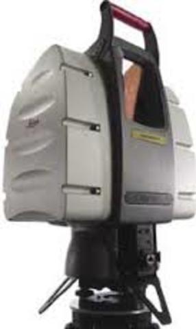 Leica HDS3000, laser scanner