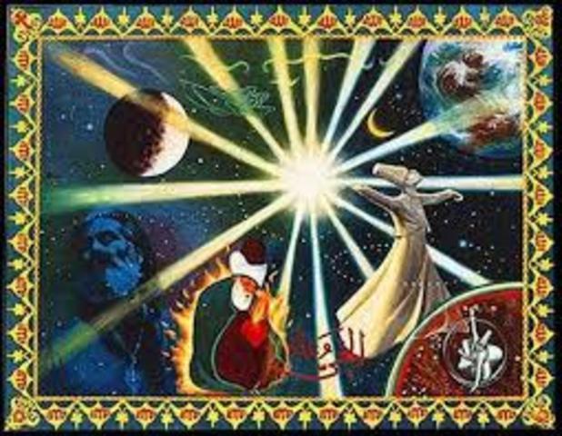 Emergence of sufism
