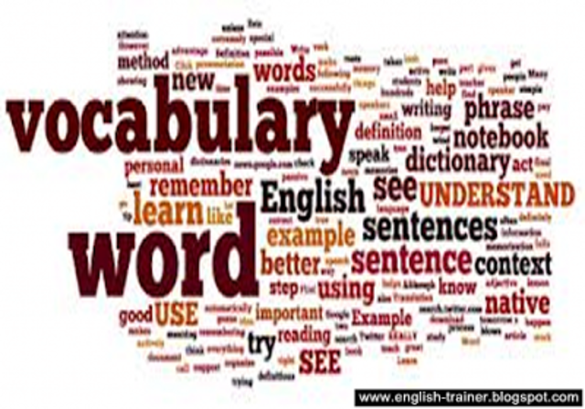 Early Years- Blooming Vocabularies (Cognitive)