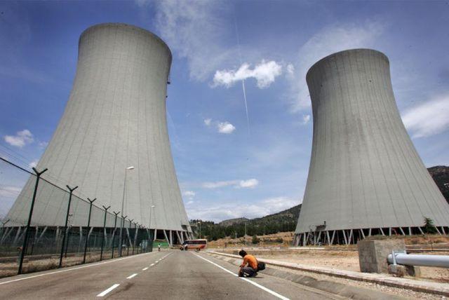 primera central nuclear en Estados Unidos
