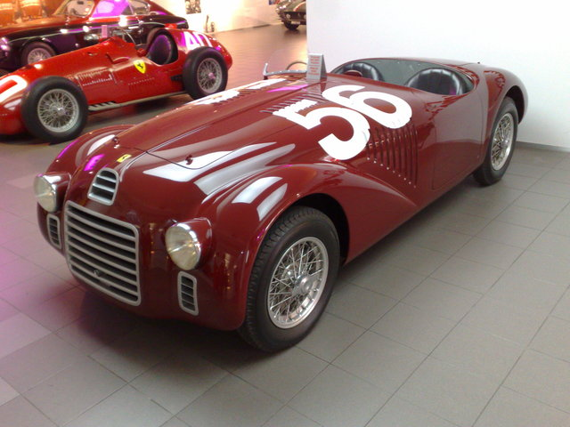 First Ferrari ever made