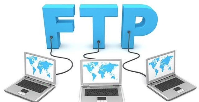 Изобретают FTP