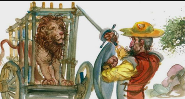 La aventura con los Leones, cap.17