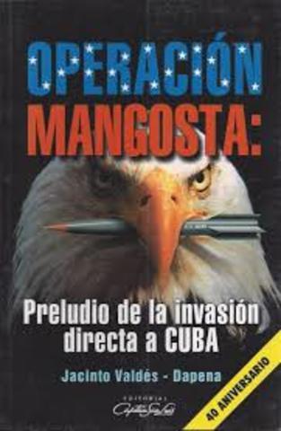 Programa de acción encubierta contra Cuba