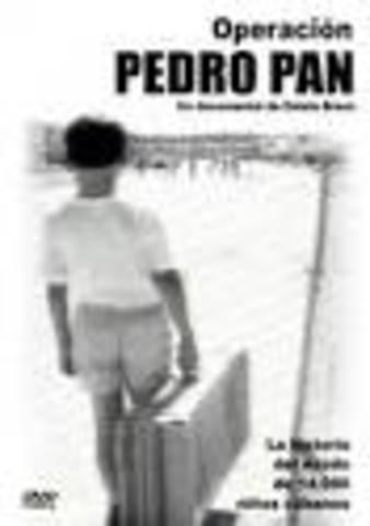 23 Dic 1960 Operación Peter Pan