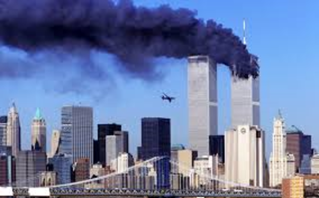 The 9/11 Attacks Kill Thousands of Americans