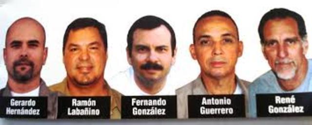 Juicio de los 5 espías cubanos