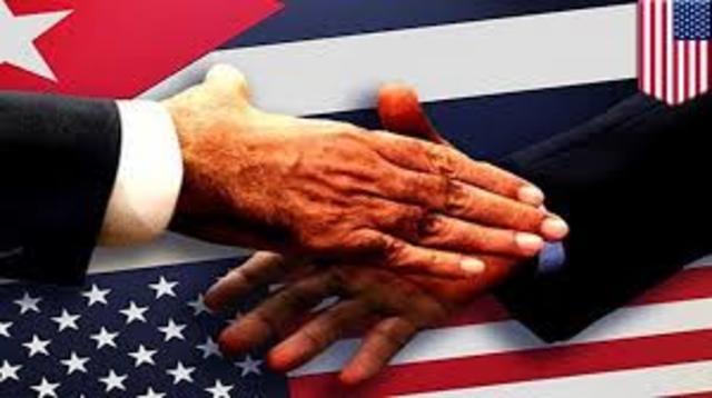 27 Jul 2015. Proceso de restablecimiento de relaciones diplomática EEUU-Cuba