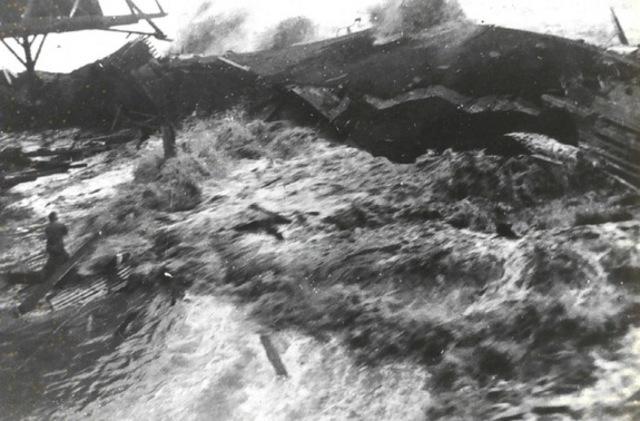 Aleutian Earthquake(Alaska)