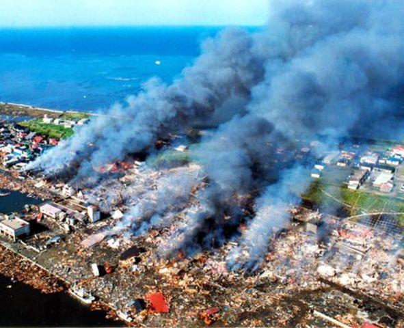 Sea of Japan Earthquake(Japan)
