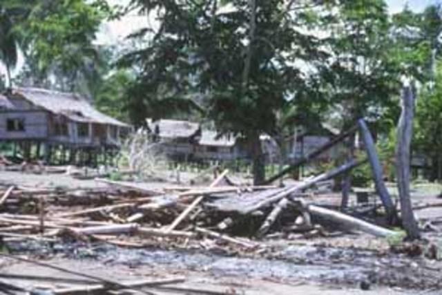 Papua New Guinea Quake(Papua New Guinea)